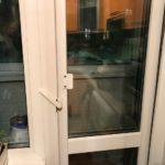 ремонт балконной двери в Омске