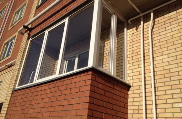 Застеклить балкон в Омске основные характеристики и преимущества